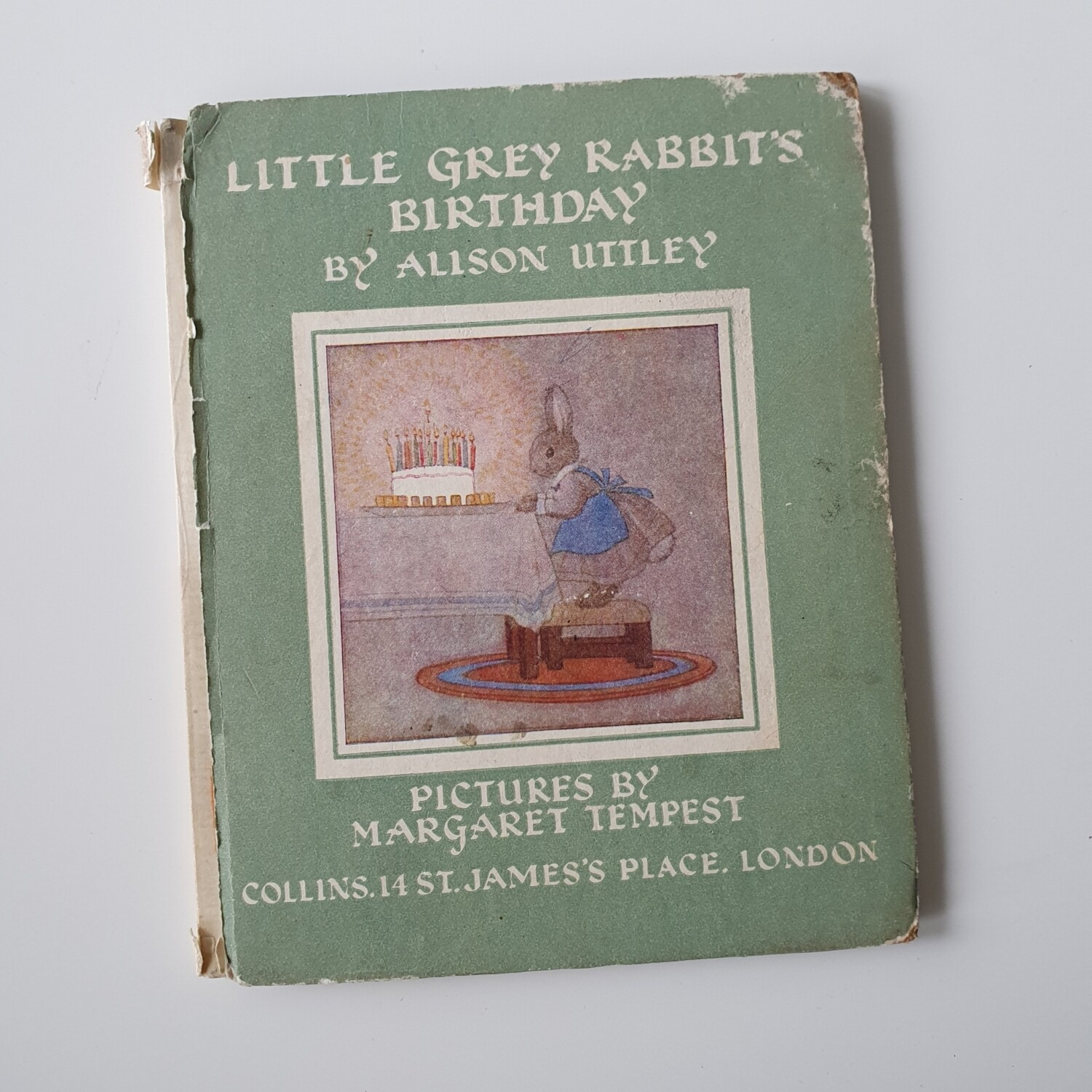 Little Grey Rabbit Books - choose from a selection