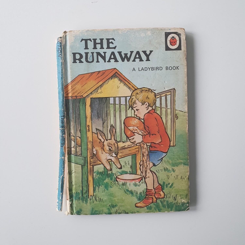 Thr Runaway notebook - Ladybird Book