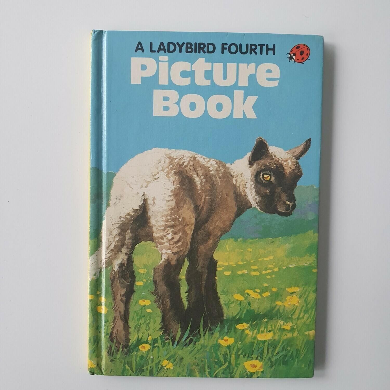 Lamb picture book notebook - Ladybird Book