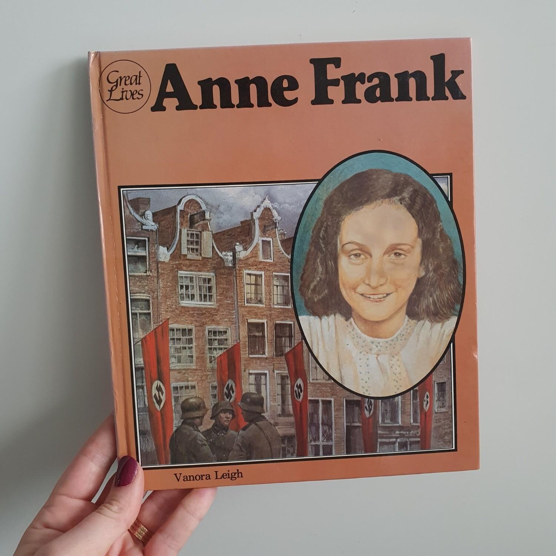 Anne Frank Notebook