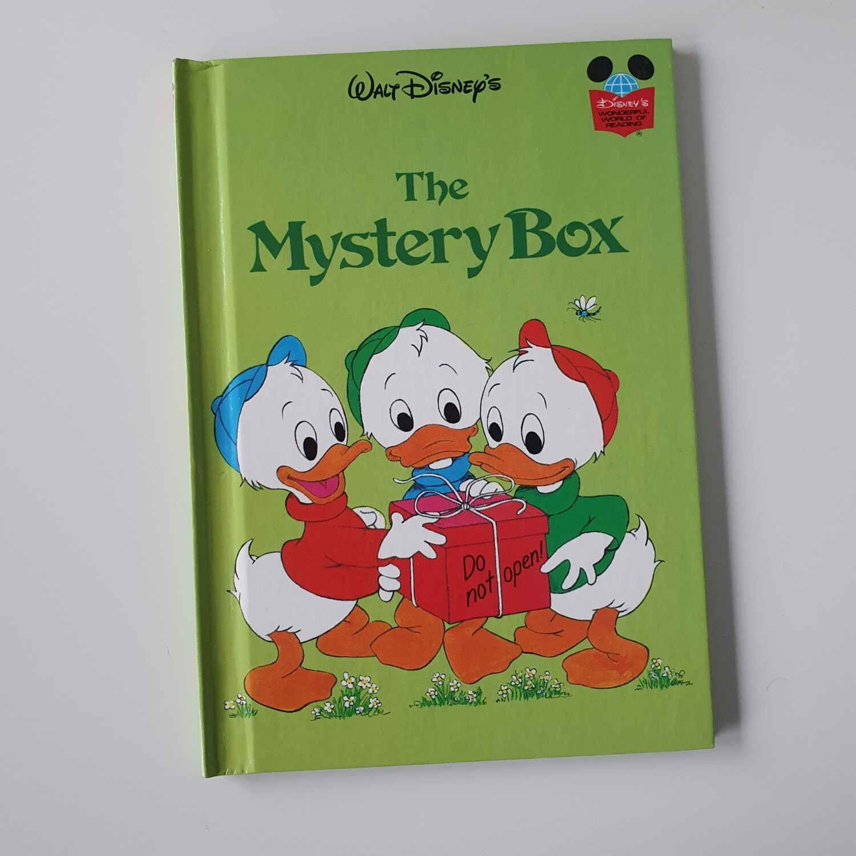 Huey, Dewey & Louie Notebook - The Mystery Box