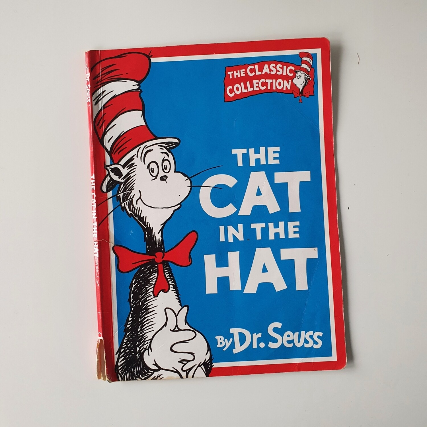 A5 Dr Seuss Notebooks- made from  paperback books