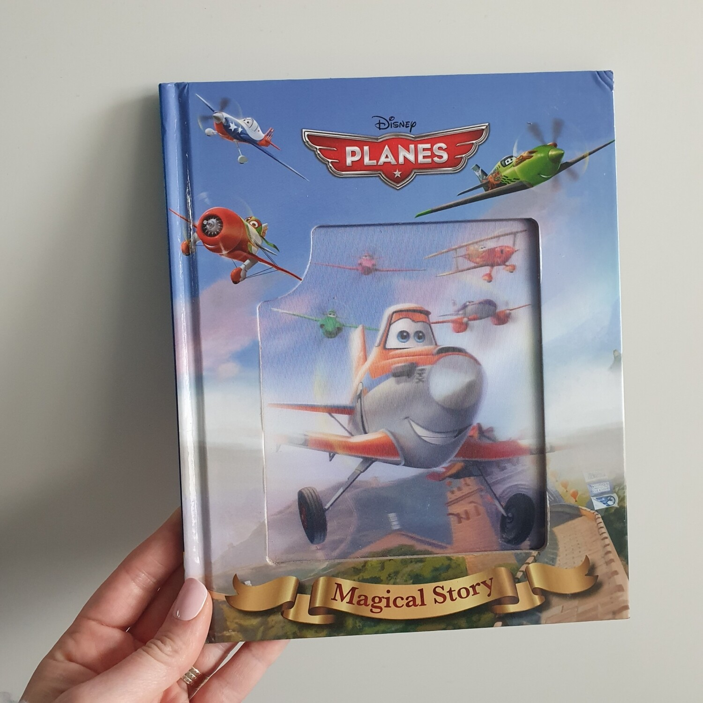 Planes Notebook - Lenticular Print