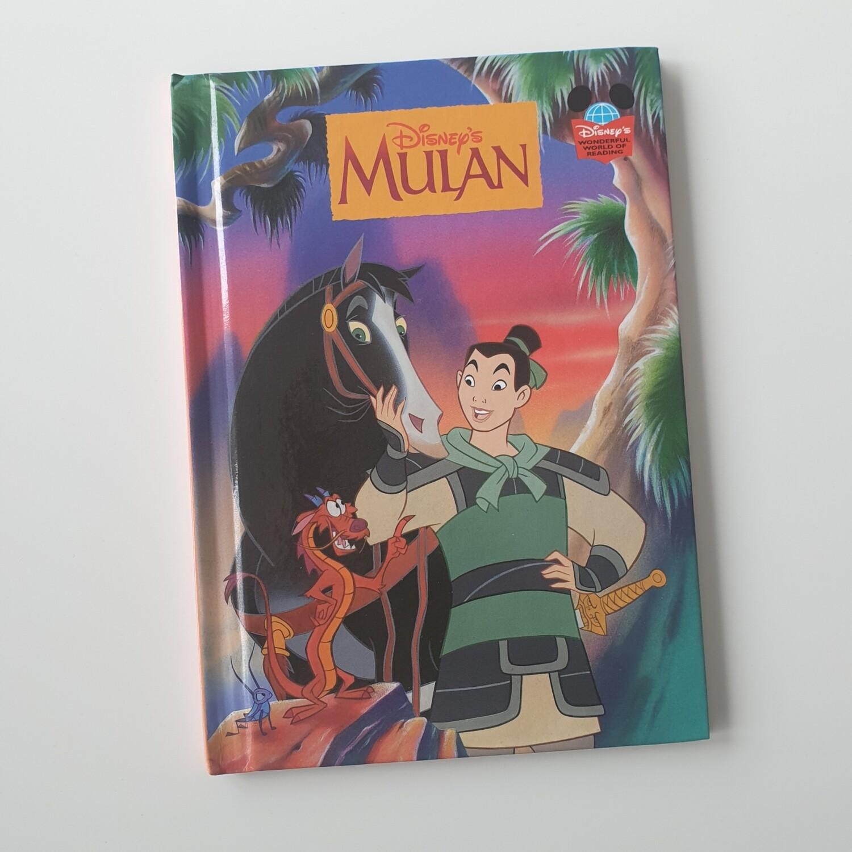Mulan Notebook