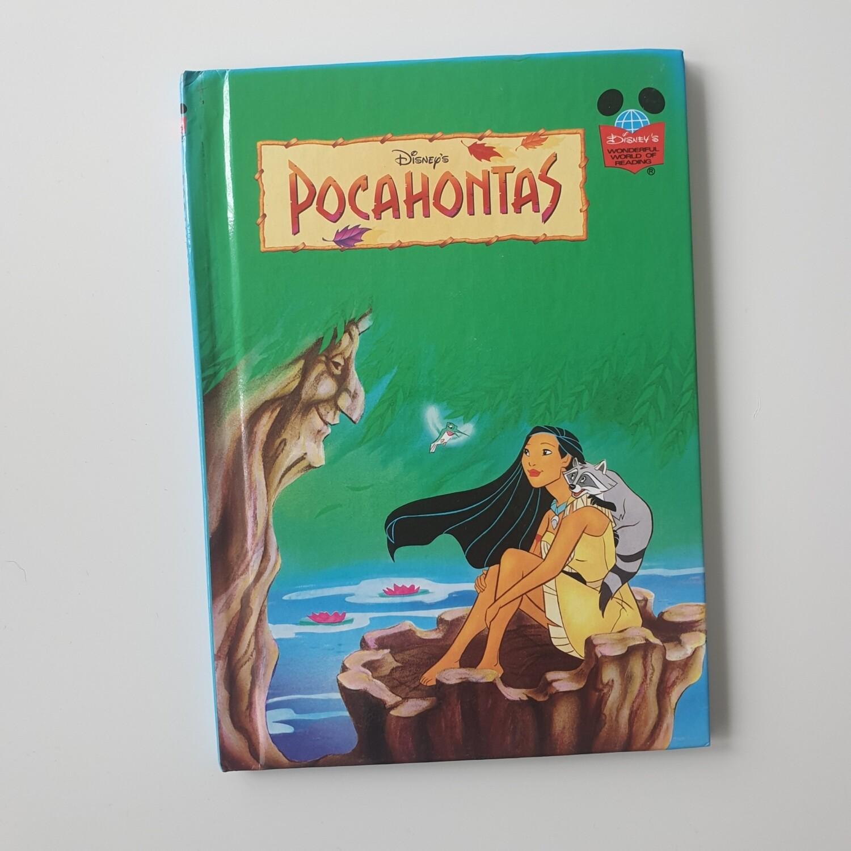 Pocahontas Notebook