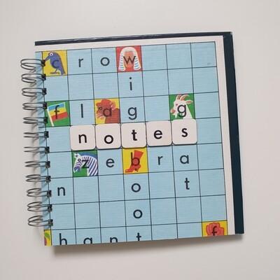 Scrabble Junior Notebook