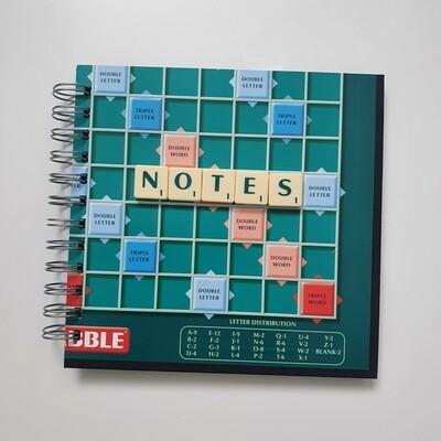 Scrabble Notebook