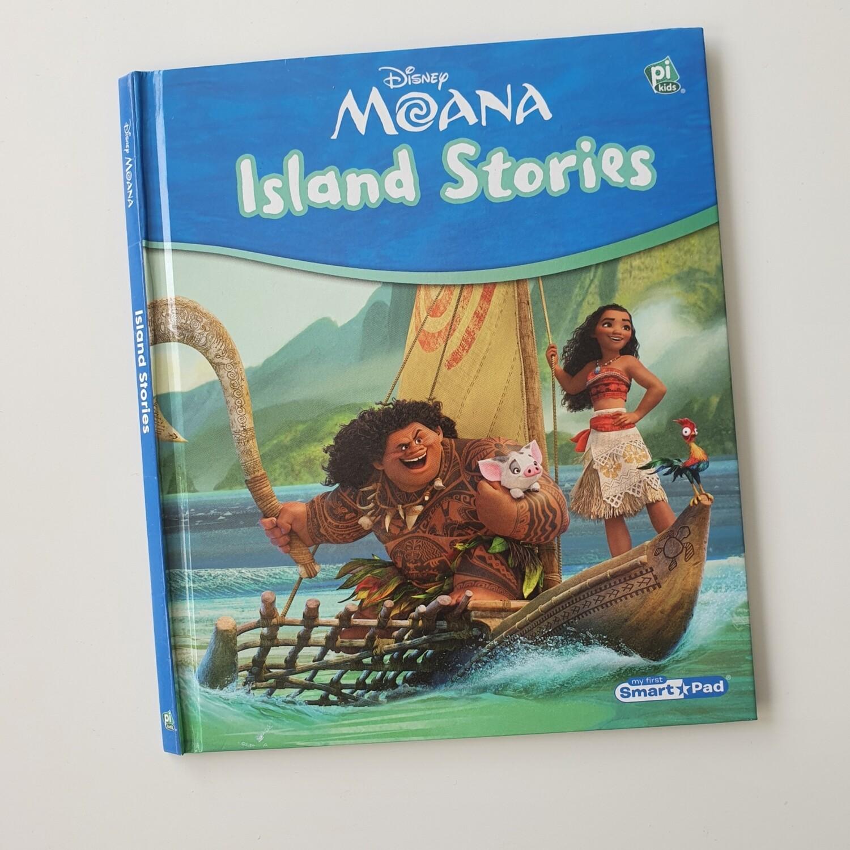 Moana Notebook - no original book pages