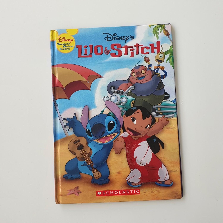 Lilo and Stitch Notebook - no original book pages