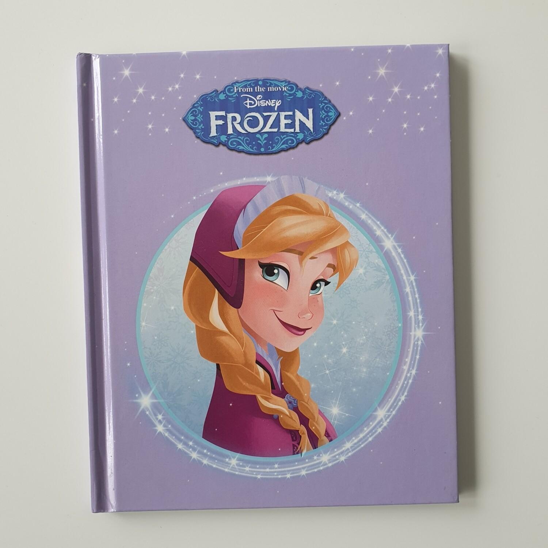 Frozen Anna Notebook