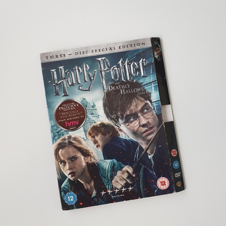 Harry Potter DVD Notebooks