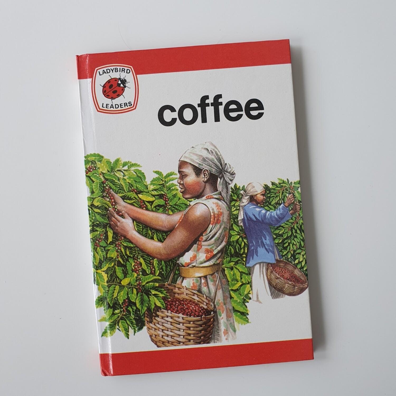 Coffee Notebook - Ladybird book