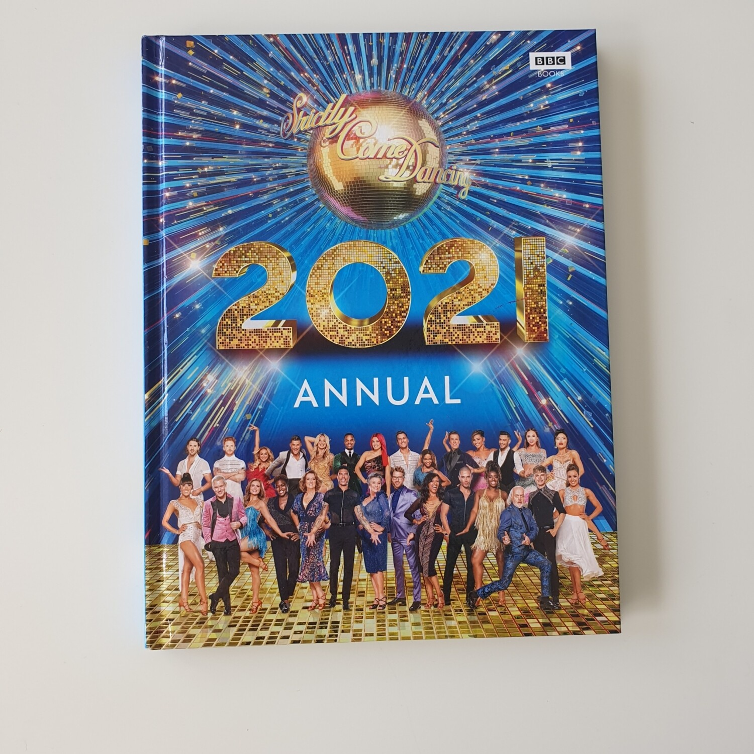 Strictly Come Dancing 2021 Notebook