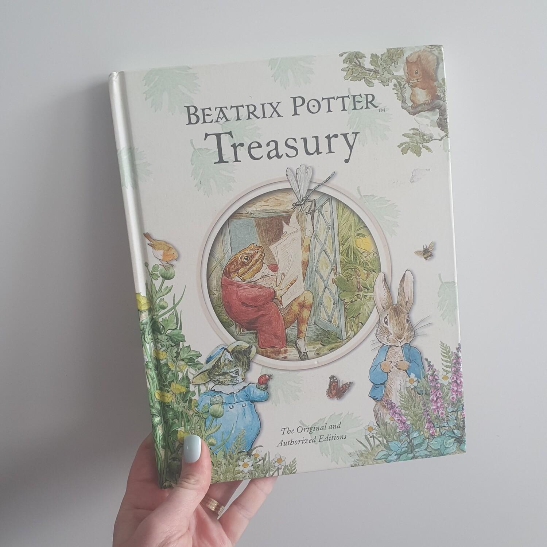 Beatrix Potter Treasury Notebook