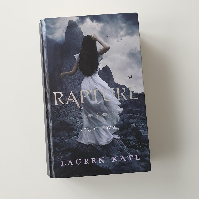Rapture - A Fallen Novel Notebook