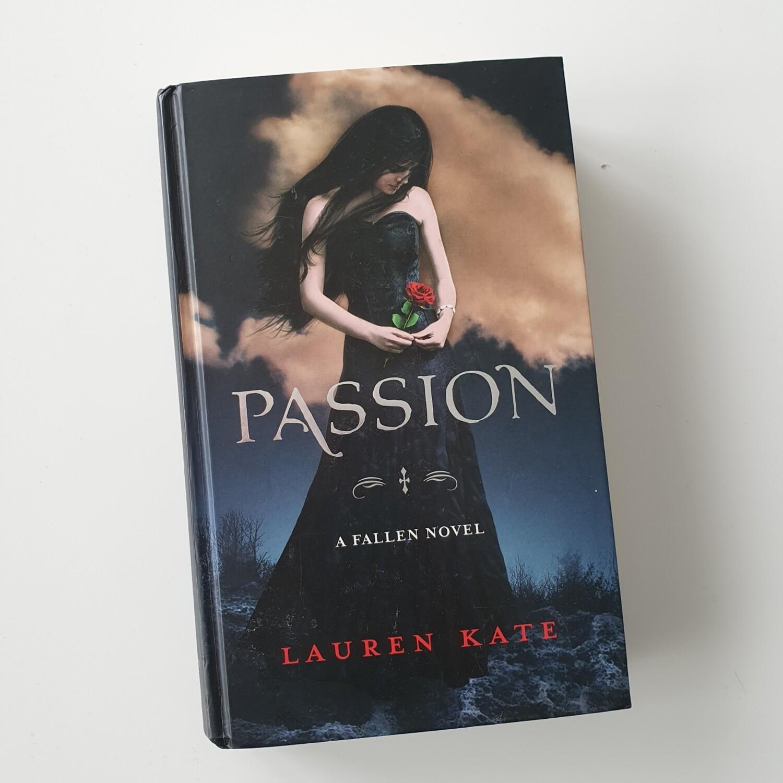 Passion - A Fallen Novel Notebook