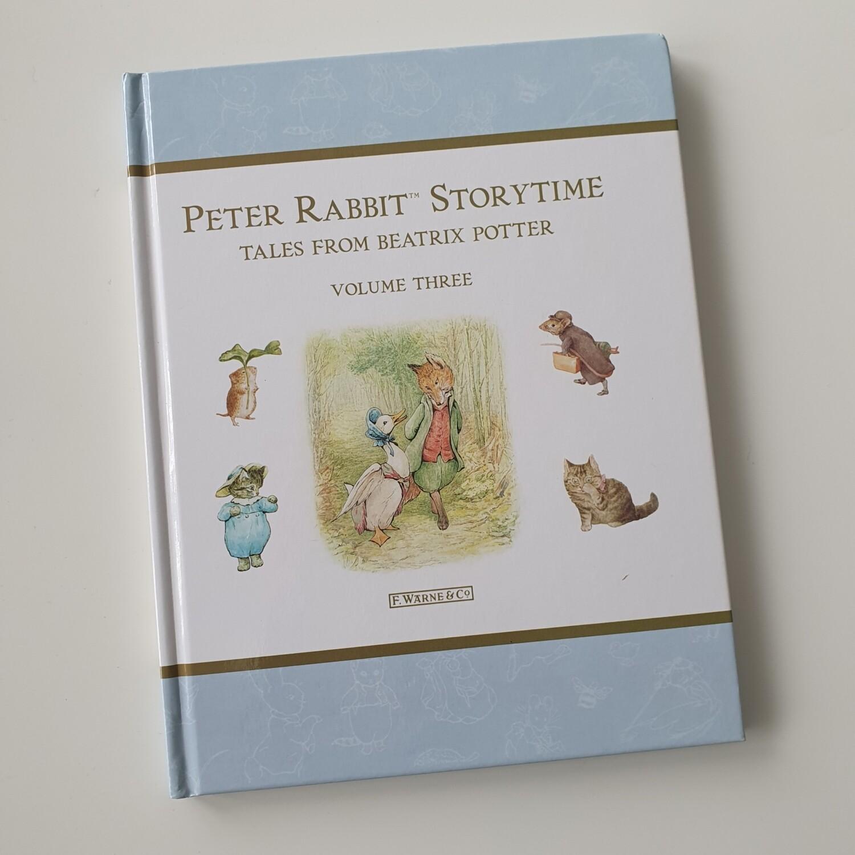 Peter Rabbit Storytime - Beatrix Potter Notebook