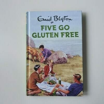 Famous Five Enid Blyton for Grown Ups - choose from a  selection Gluten Free