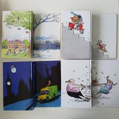 David Walliams / Tony Ross - choose from a variety of books