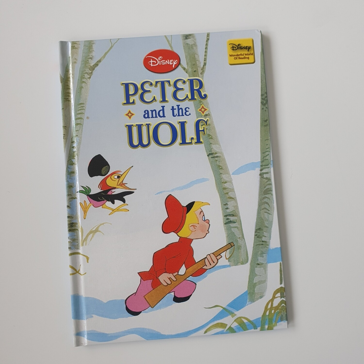 Peter and the Wolf Notebook