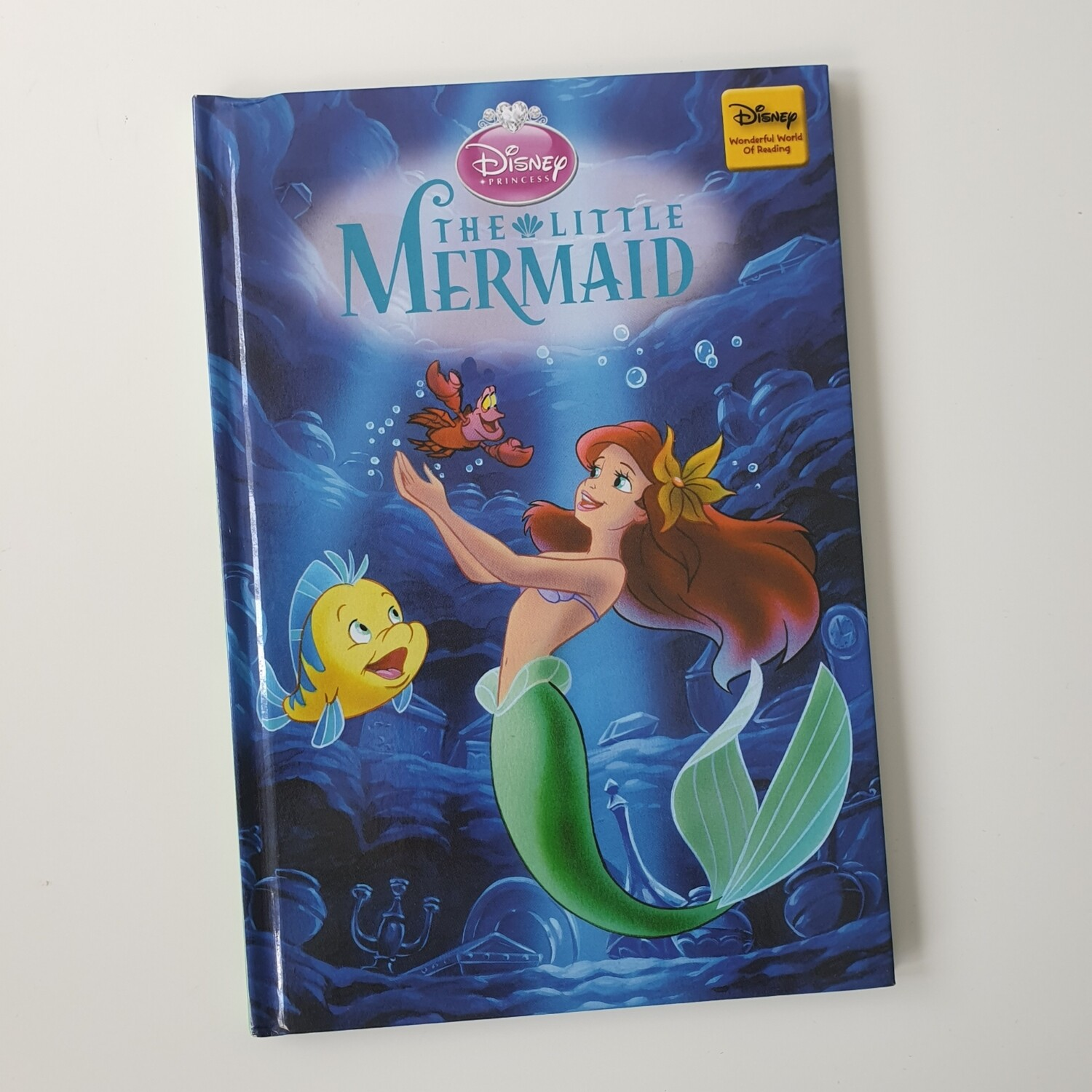 Little Mermaid Notebooks - choose from a variety of covers