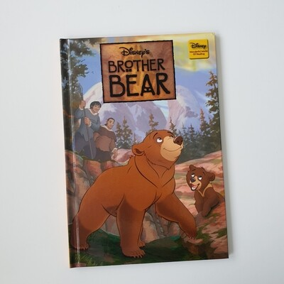 Brother Bear Notebook