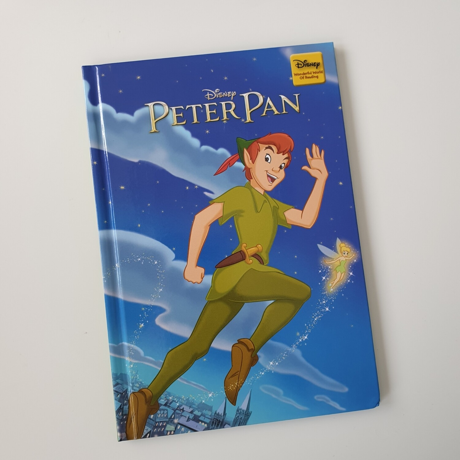 Peter Pan Notebooks - choice of covers