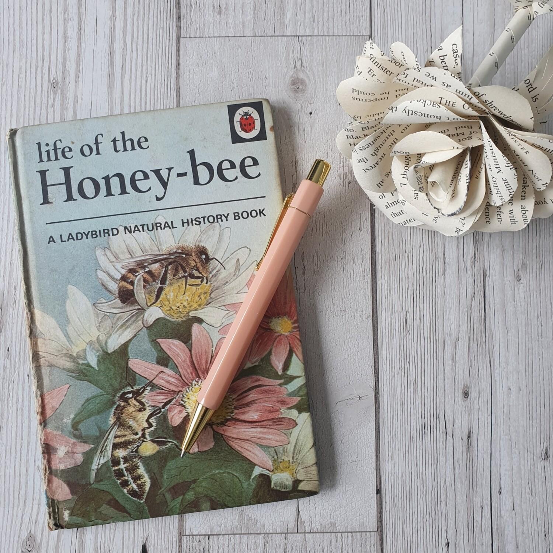 Honey Bee Notebook - Ladybird book