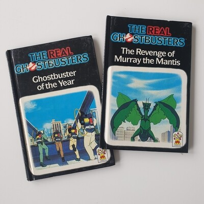 Ghostbusters Notebooks - choose from a variety of covers