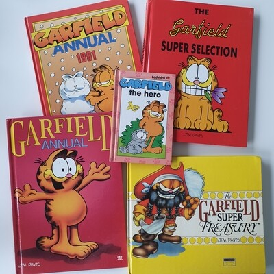 Garfield Notebooks - choose from a selection