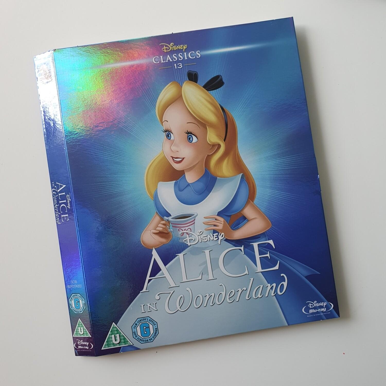 Disney Blu Ray notebooks -  comes with book corners blu-ray