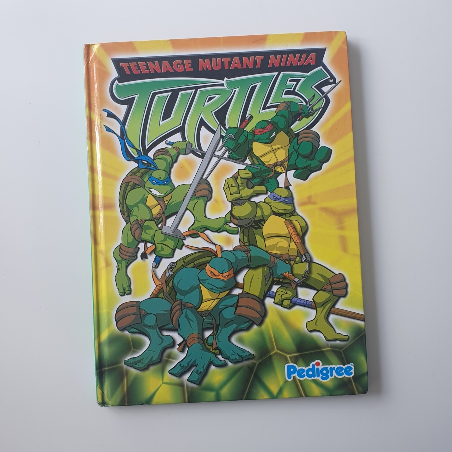 Teenage Mutant Ninja Turtles Notebooks - A4 size - choose from a selection