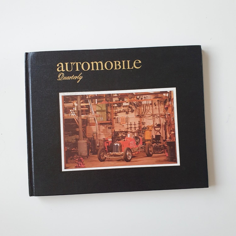 Automobile Quarterly - cars 1980