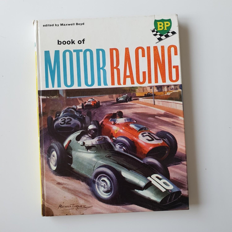 The Book of Motor Racing BP Cars 1959
