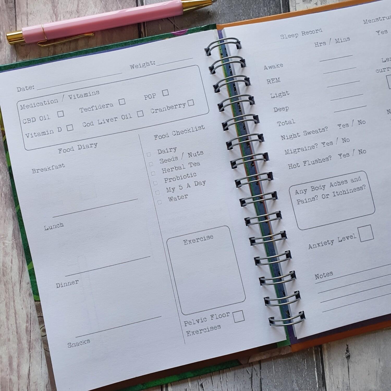 Menopause Diary (Peri-menopause) Upgrade