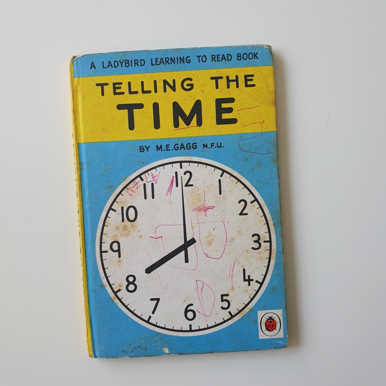 Telling the Time Notebook - school / teacher - maths