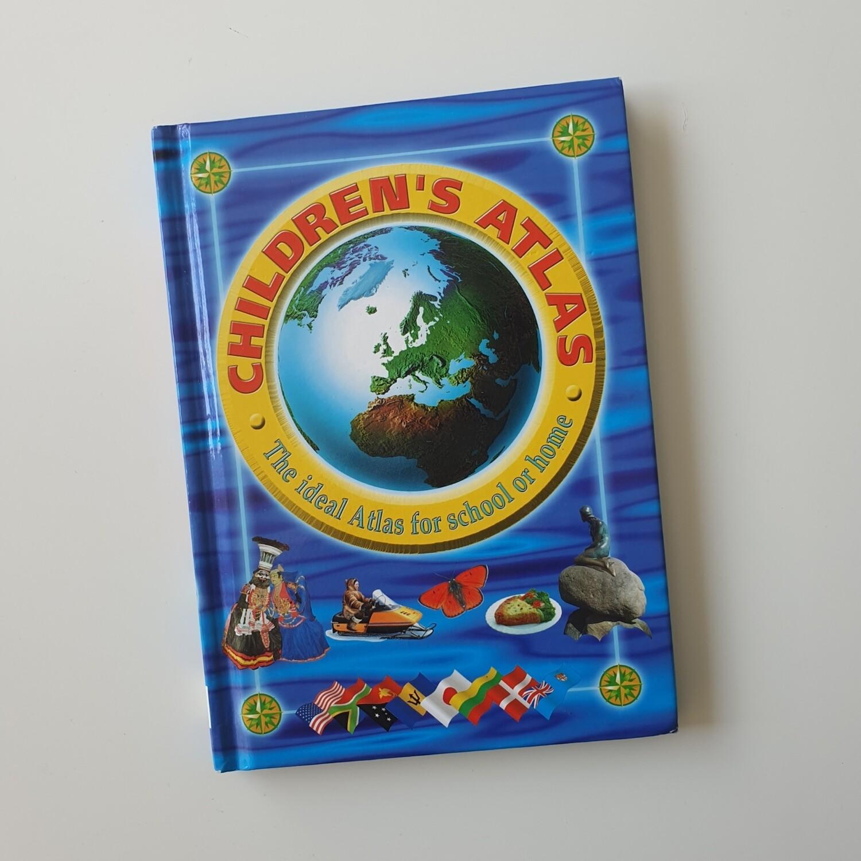 Atlas Notebook - Geography