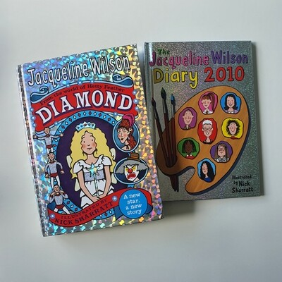 Jacqueline Wilson - choose from a variety of books