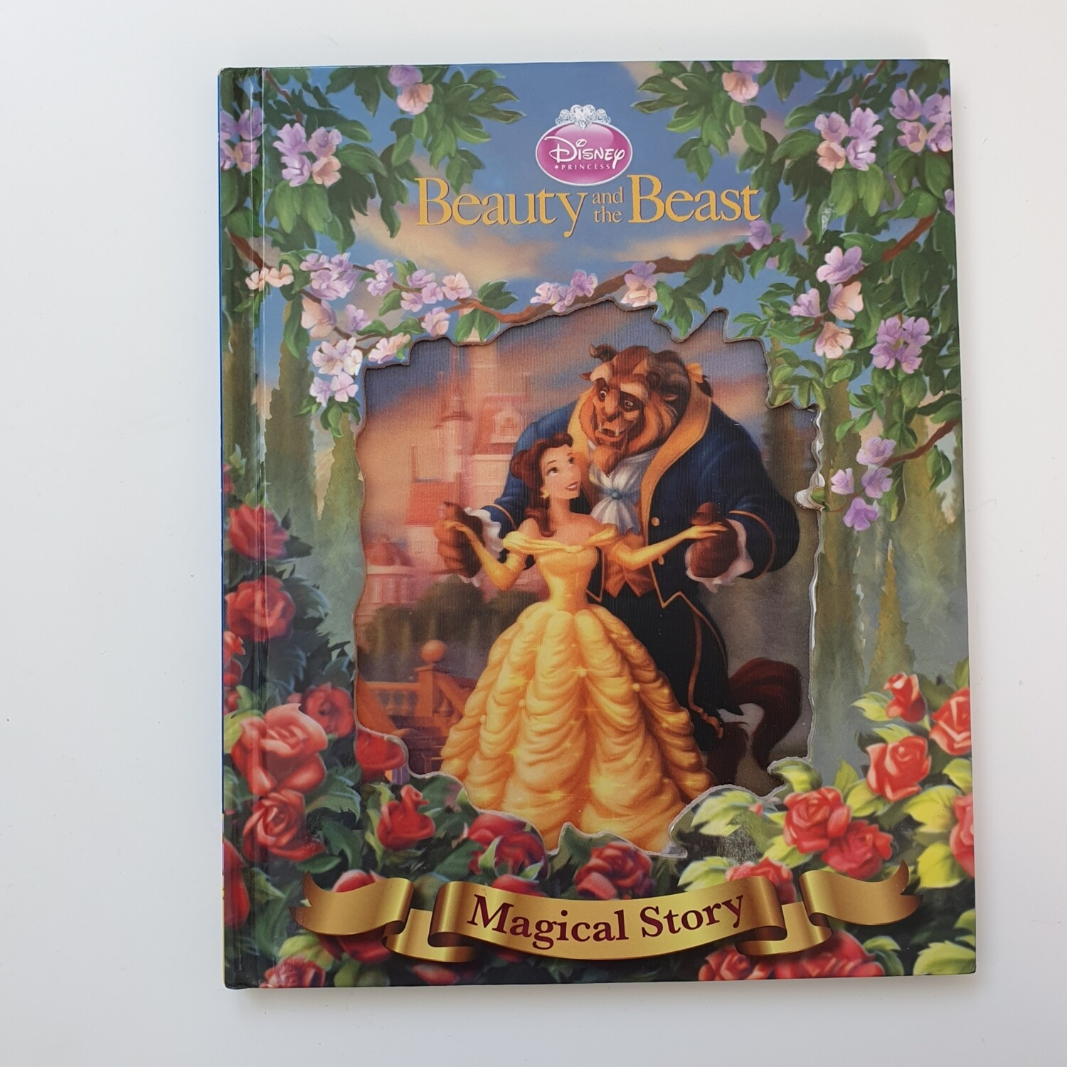 Beauty and the Beast Notebook - Lenticular Print