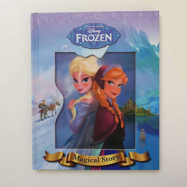 Frozen Notebook - Lenticular Print