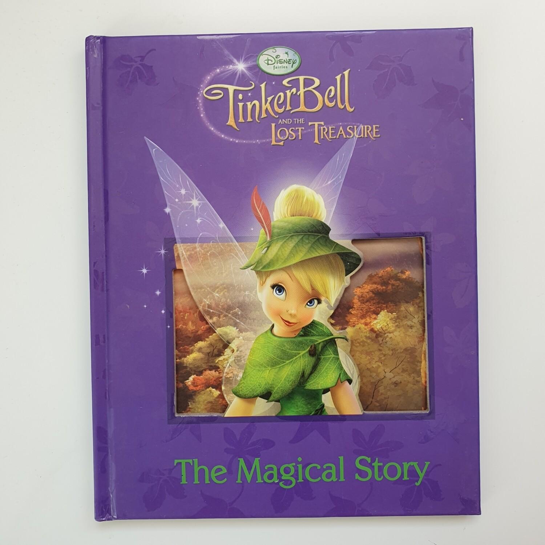 Tinkerbell Lost Treasure Notebook