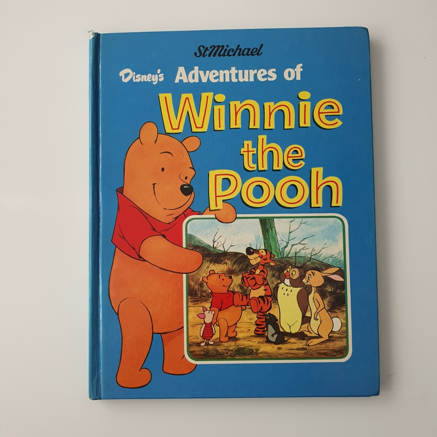 Winnie the Pooh Great Adventures Notebook