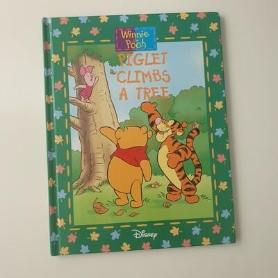 Piglet Climbs a Tree - Winnie the Pooh