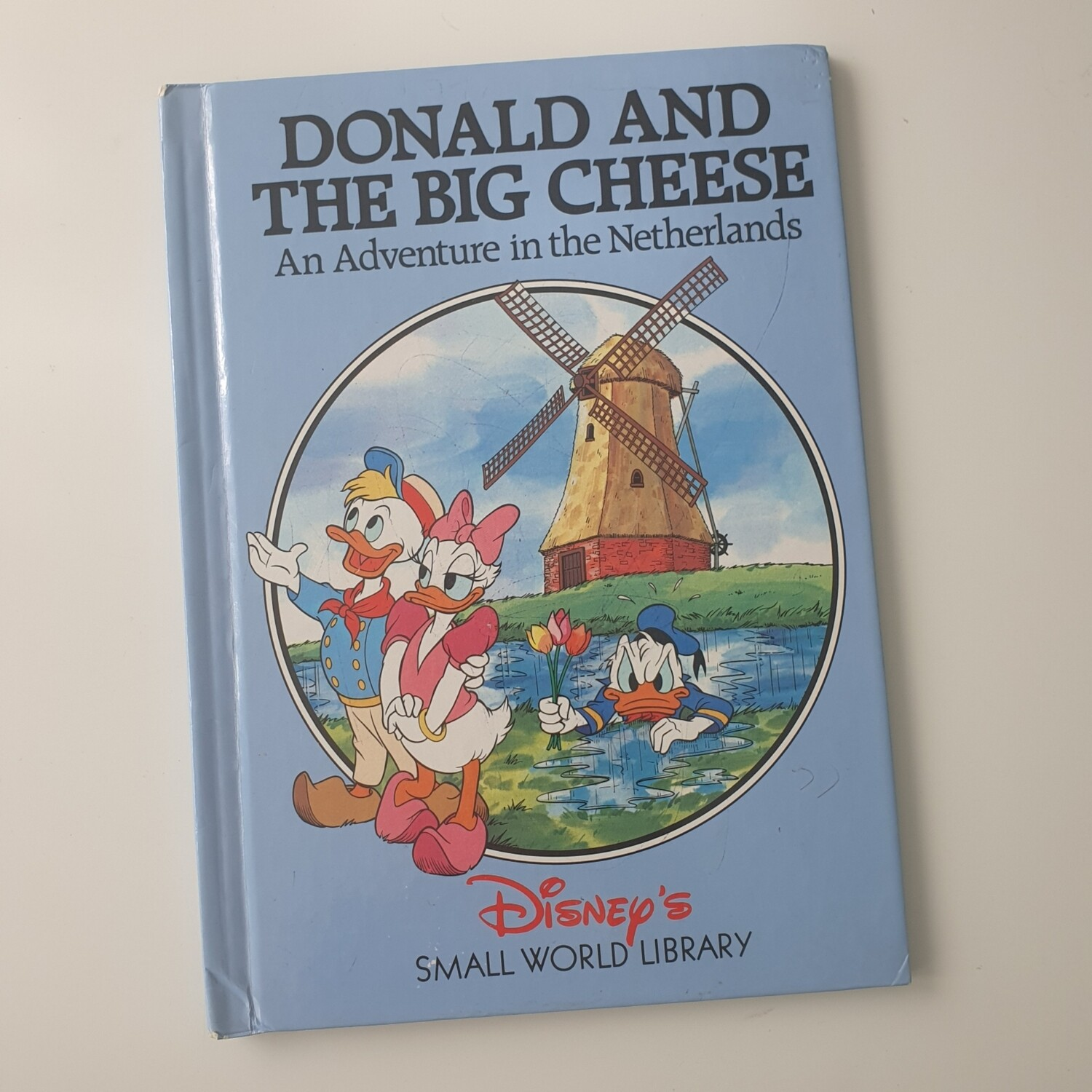 Donald and the Big Cheese - Netherlands / Holland