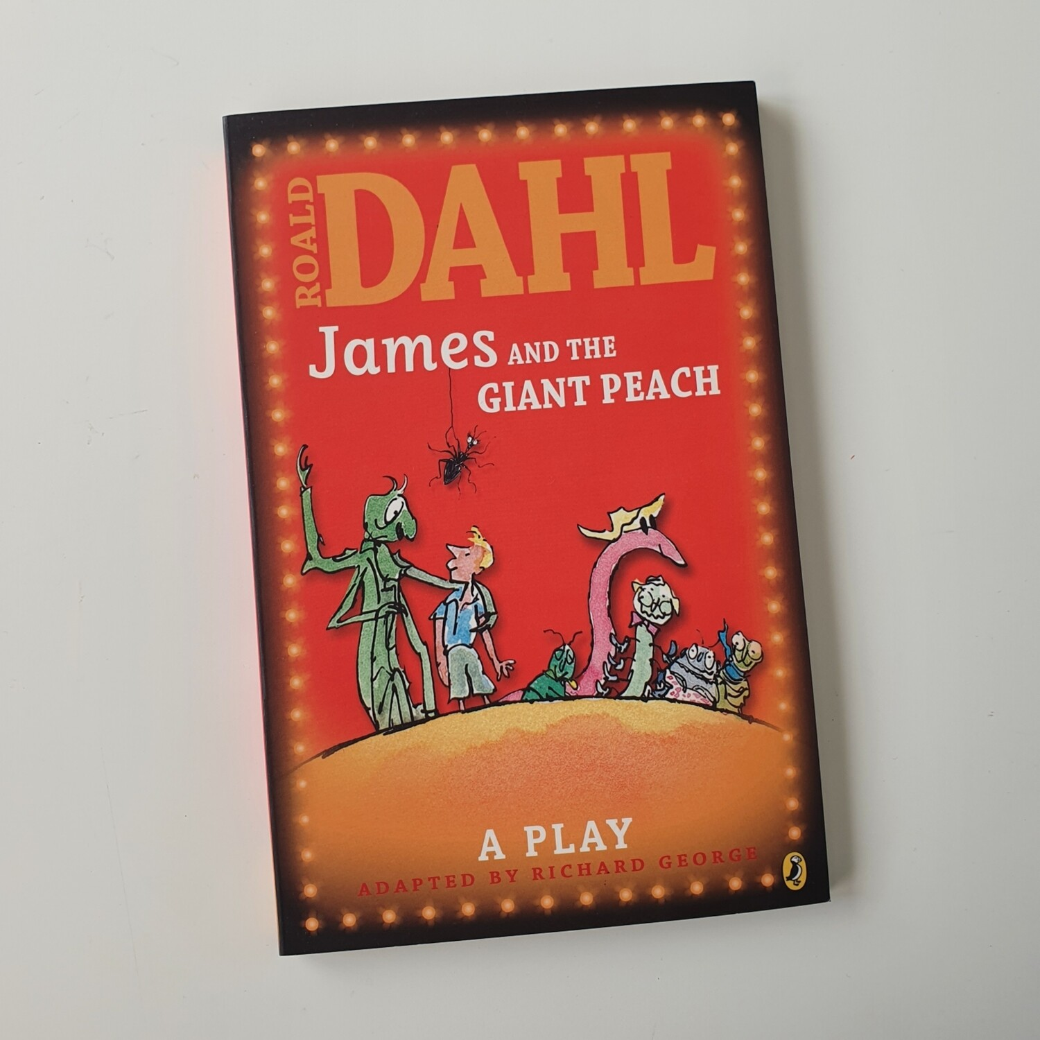 Roald Dahl Play Notebooks - made from a paperback book - choose from a selection of plays