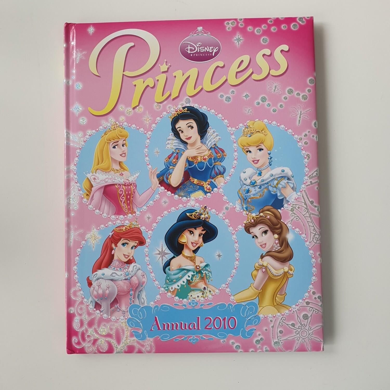 Disney Princess 2010 Notebook