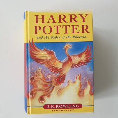 Harry Potter and the Order of the Phoenix Notebook