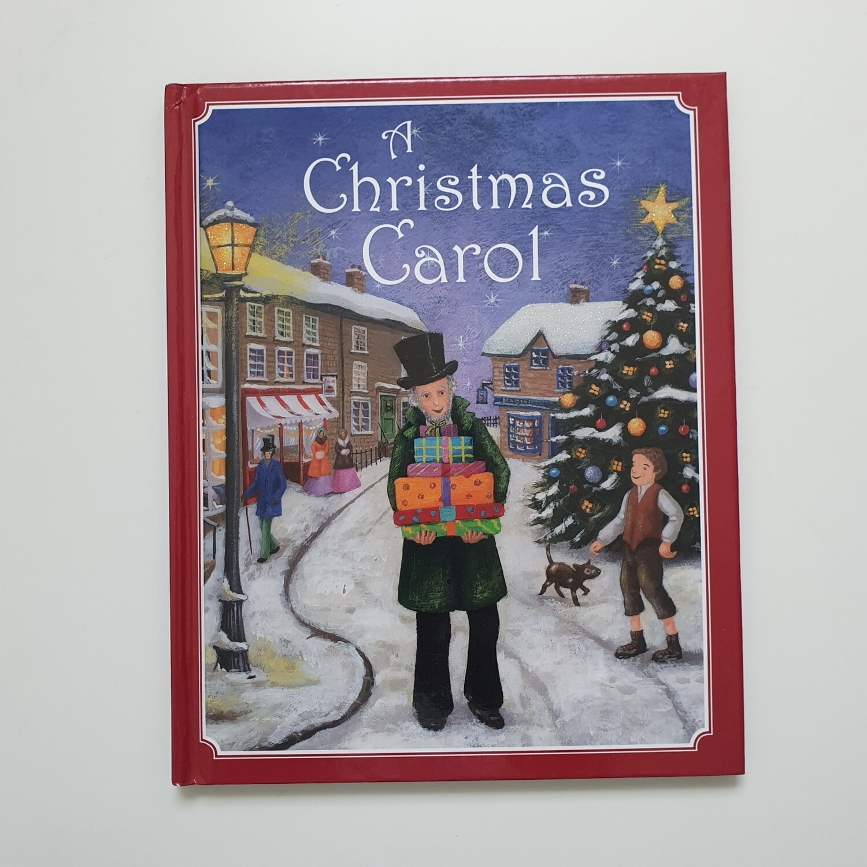 A Christmas Carol - Glitter Cover