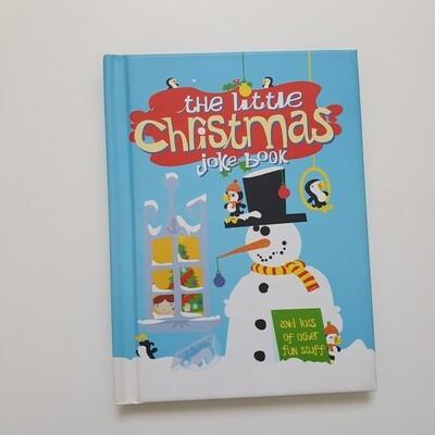 The Little Christmas Joke Book