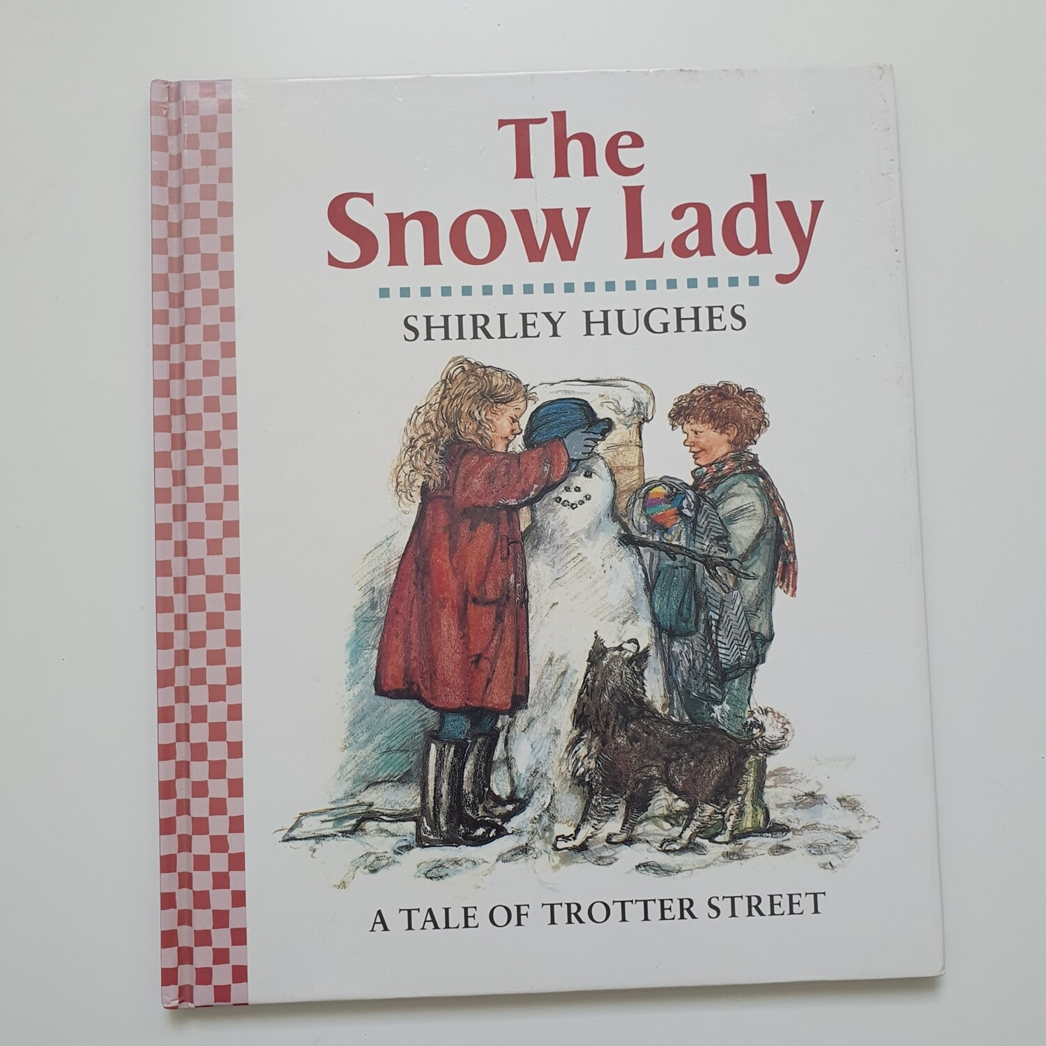 The Snow Lady by Shirley Hughes